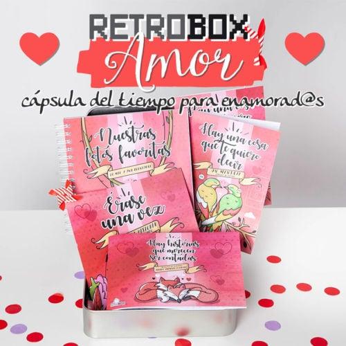 Retrobox Amor
