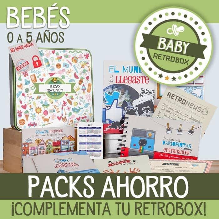Complementos Baby Retrobox