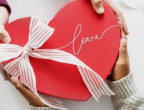 Un regalo para los novios cuando no vas a la boda
