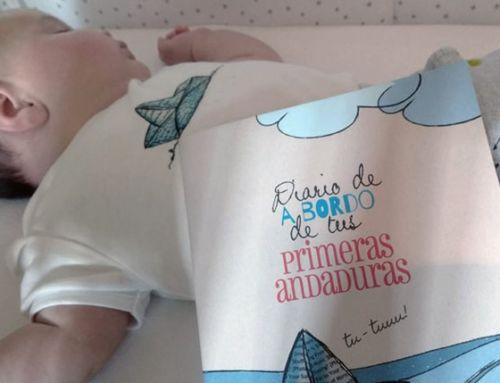 Os enseñamos la Baby Retrobox de nuestro bebé antes de enviarla al futuro (Parte II)