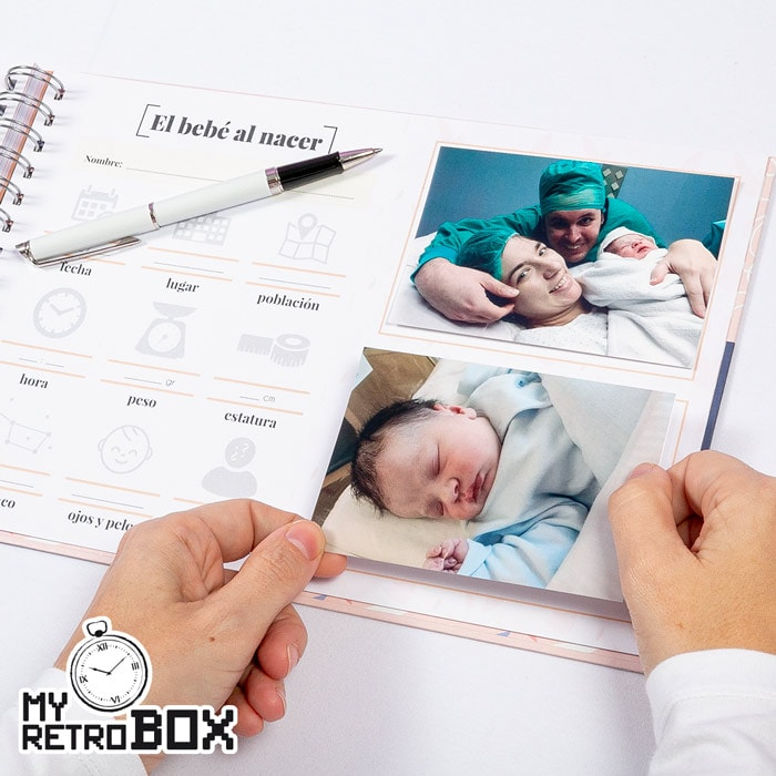 Fotos diario embarazo