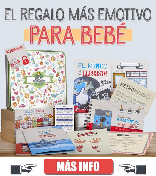 regalo para bebé Baby Retrobox