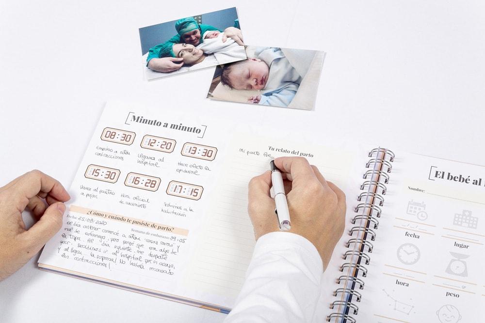 Diario de embarazo relato del parto
