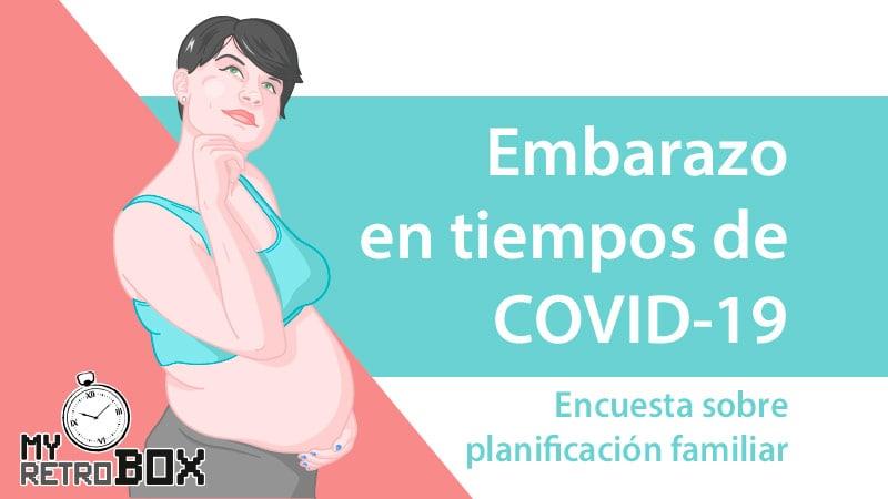 Encuesta embarazo en tiempos de COVID-19 en España