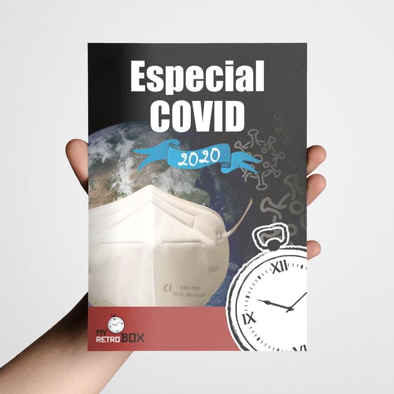 Especial Covid-19 2020 versión impresa - MyRetrobox