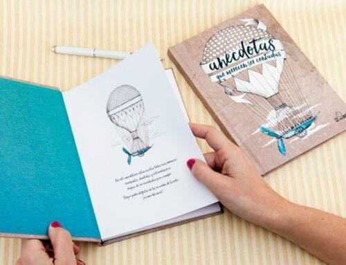 Sugerencias para rellenar el Anecdotario de la Retrobox Cumpleaños Feliz a distancia